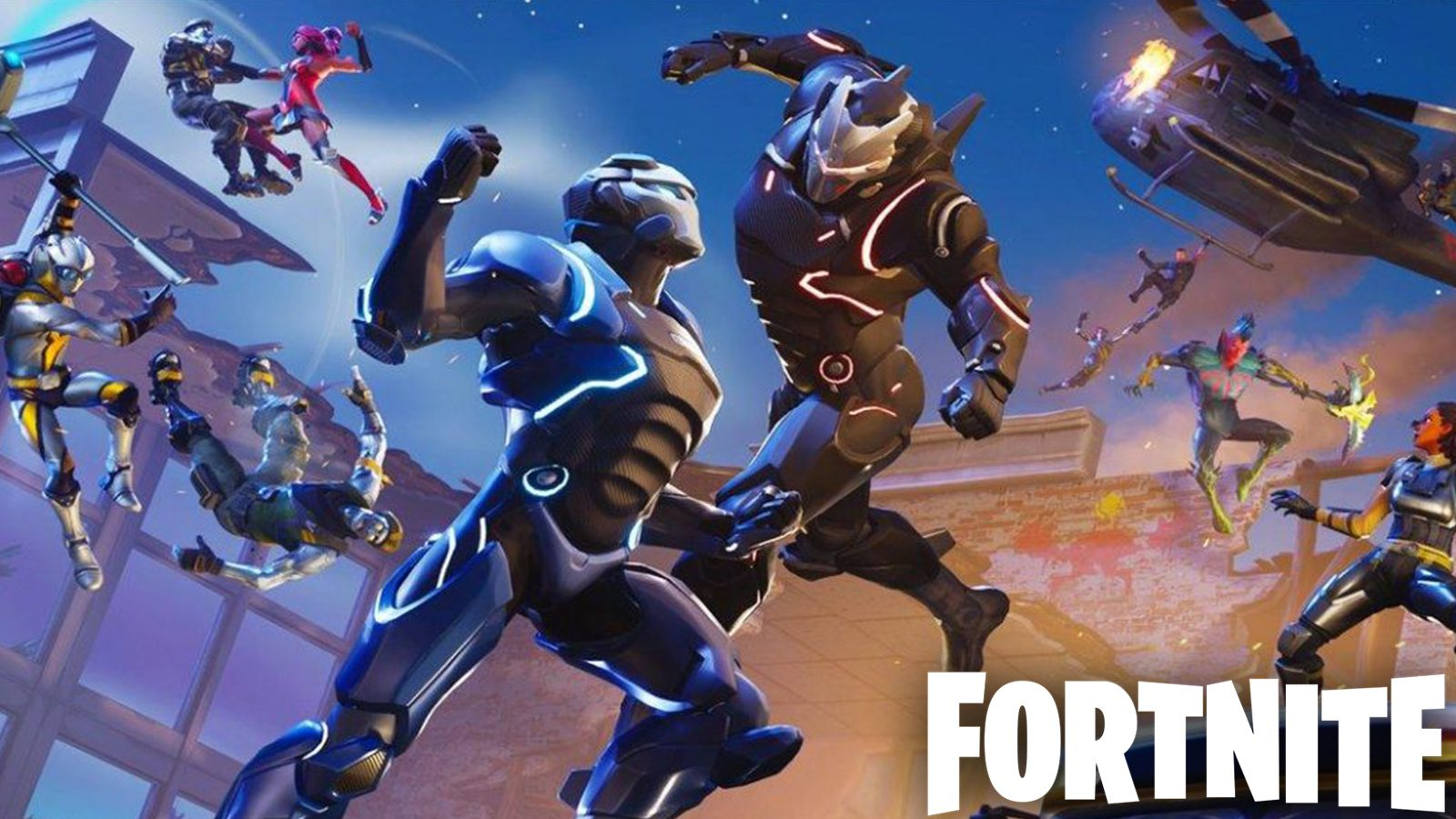 Battle Royale Fortnite   players furious with  skill-based matchmaking and bots