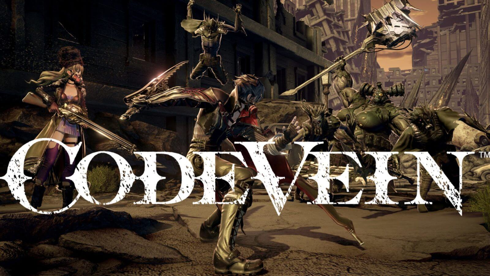 Code Vein Update Version 1.10 Full Patch Notes