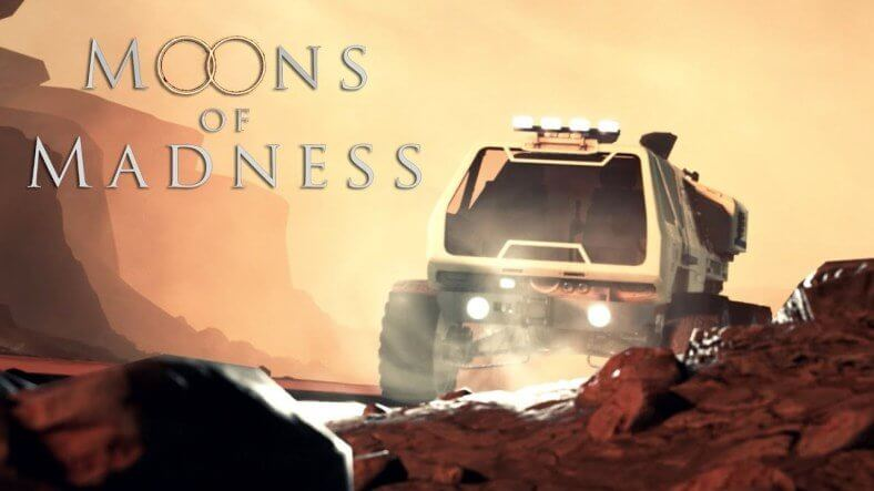 Moons Of Madness Releasing on PC & Console Date Announced