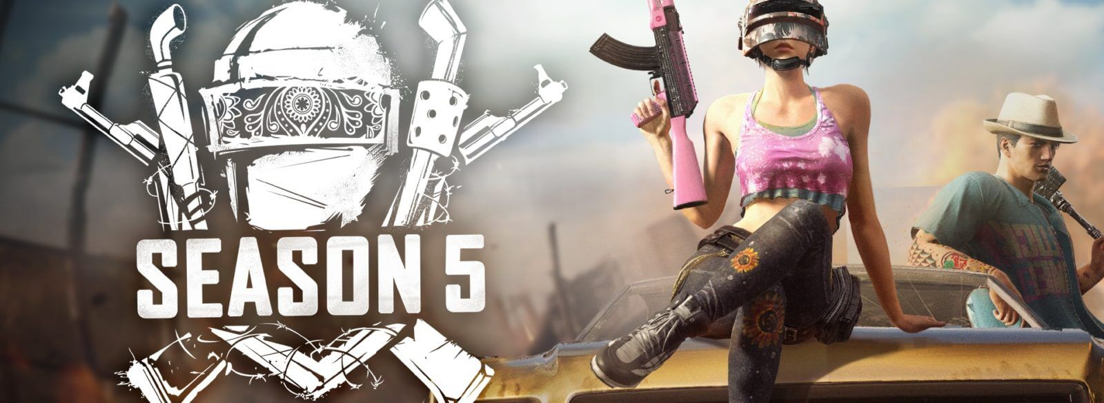 PUBG Update 5.1 is now available, full patch notes Season 5