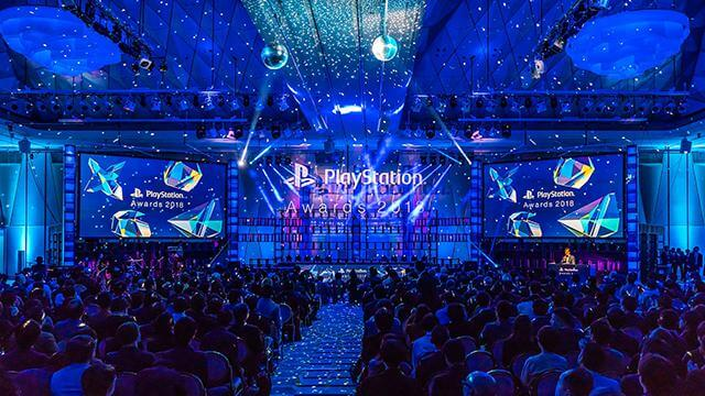 PlayStation Awards 2019 that will take place on December 3