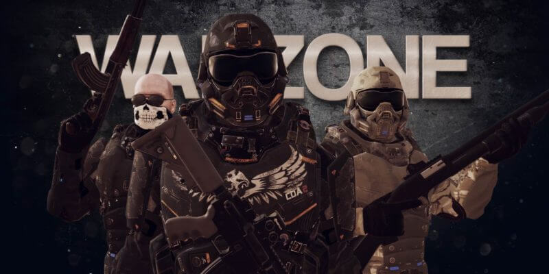 Warzone is a customizable Risk-like strategy game where you compete with your friends to conquer the world.