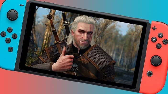 Check out the launch trailer for The Witcher 3: Wild Hunt