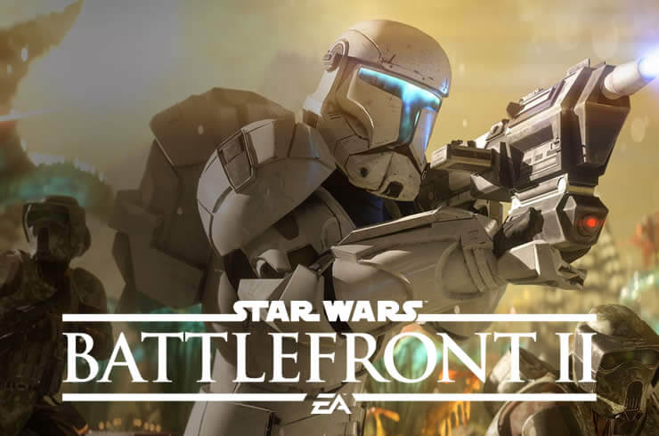 Star Wars Battlefront 2 Update Latest Version 1.41 Full Patch Notes (PS4, Xbox One, PC)