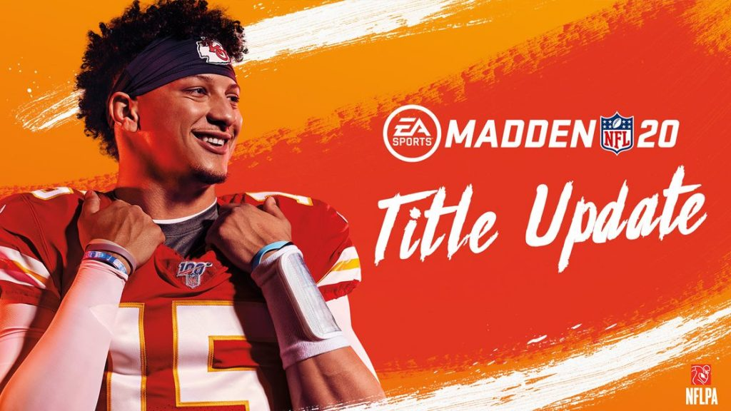 Madden NFL 20 Update Latest Version Full Patch Notes