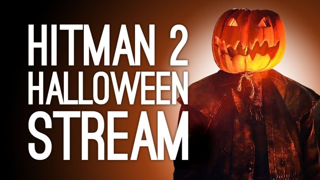 Hitman 2 New Halloween Content  event looks terrifying