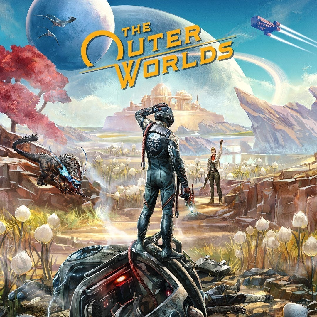 The Outer Worlds review,Game play and release Date for PC,XBOX and PS4