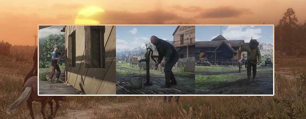 Red Dead Redemption 2 - 10 hidden details that you probably missed 1