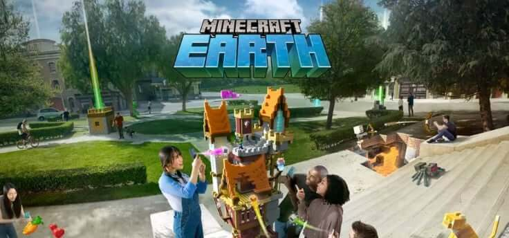 Minecraft Earth Early Access is available for UK and several 8 other countries New beta wave coming