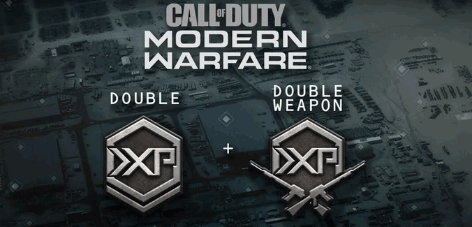 Call of Duty: Modern Warfare Double XP Event is Live Now