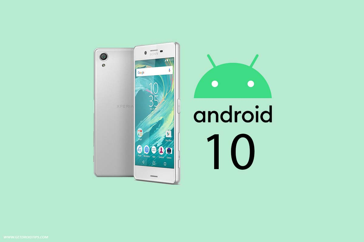 List of Android 10 Supported Sony Xperia Devices