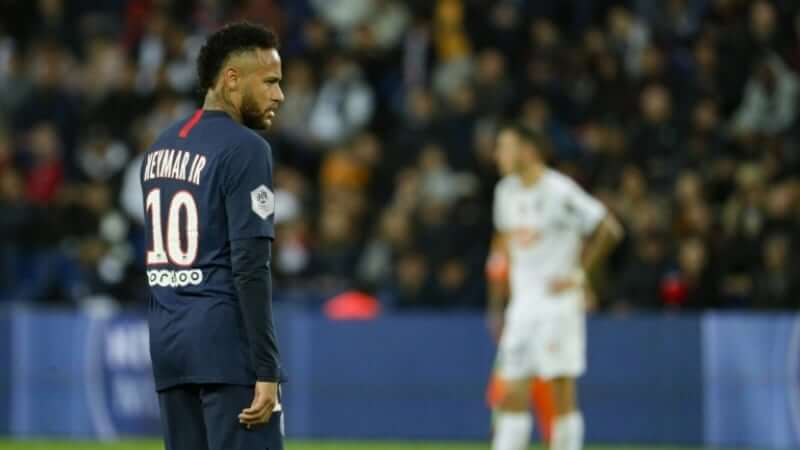 Neymar receives warning for physical altercation with fan