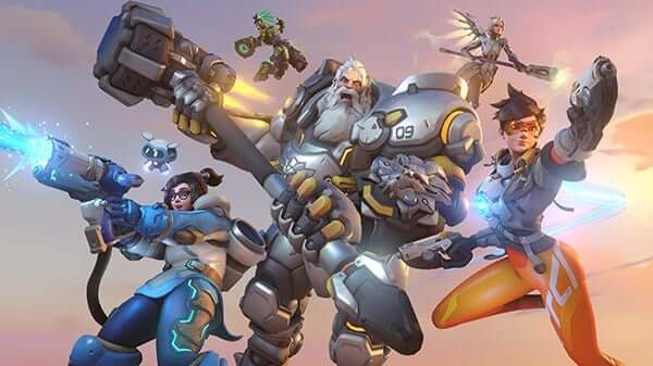 Overwatch 2 announced for PS4, Xbox One, Switch, and PC