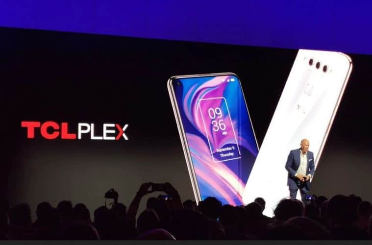 TCL introduced its own Plex smart phone. Interesting in price and features 1