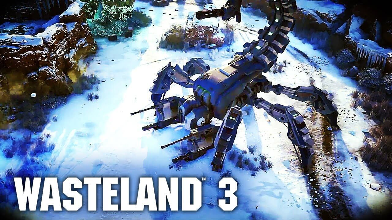 Wasteland 3: Release Date, Story Gameplay