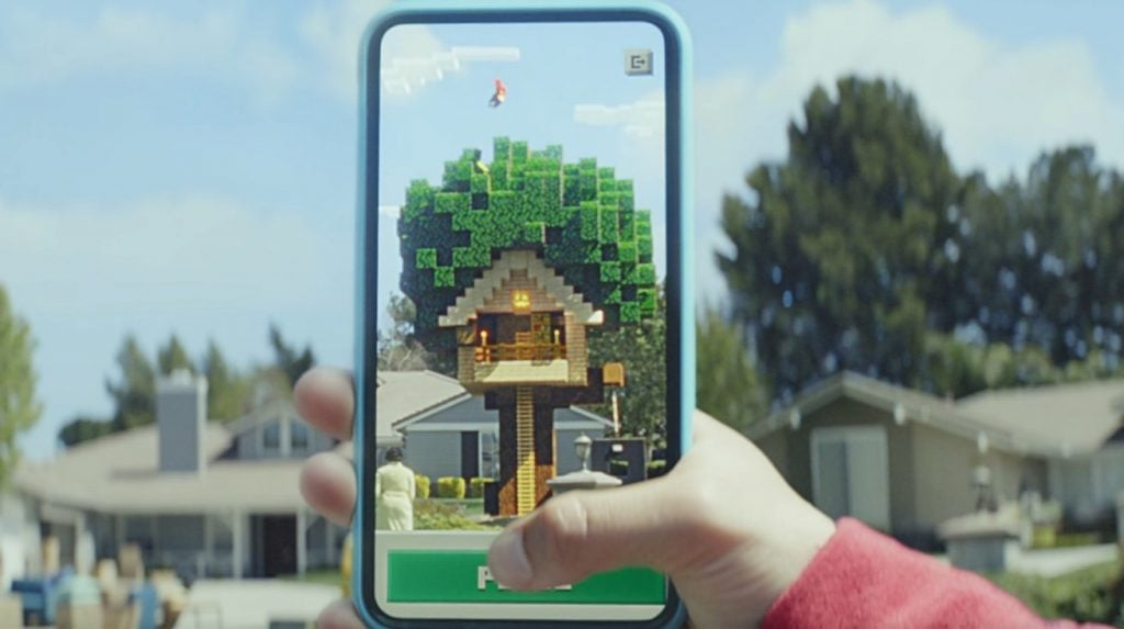 Minecraft Earth Early-Access for iOS started