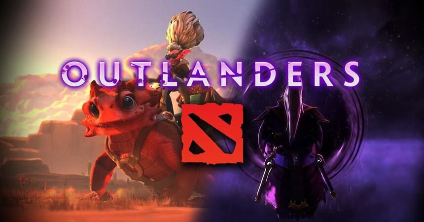 Dota 2 the Outlanders Patch 7.23 Update ,Whats new changes ?
