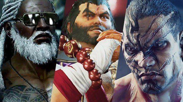 Tekken 7 Announced DLC characters Ganryu and Fahkumram