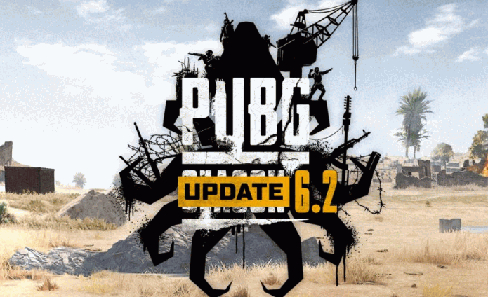 PUBG PC Update 6.2 - Patch Notes