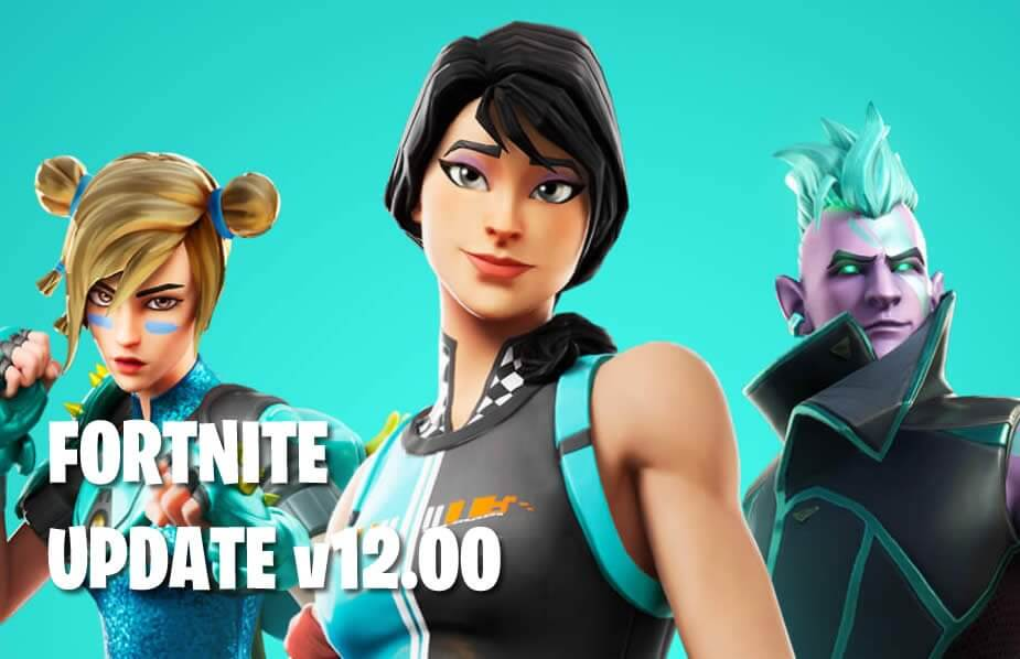 Fortnite Update 12 Season 2 Patch Notes 2.57 Released 1
