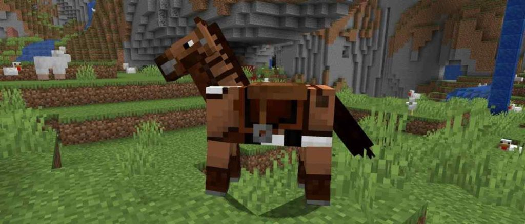 Guide How To Make A Saddle In Minecraft