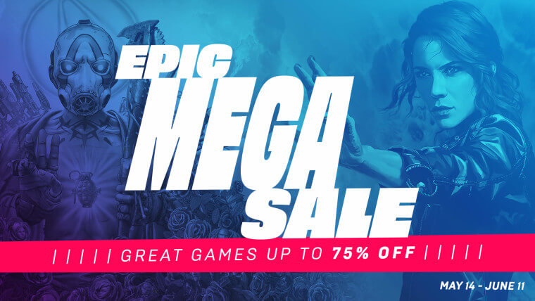 Epic Game Store: Mega Sale is back, and 'GTA V' is Free 1