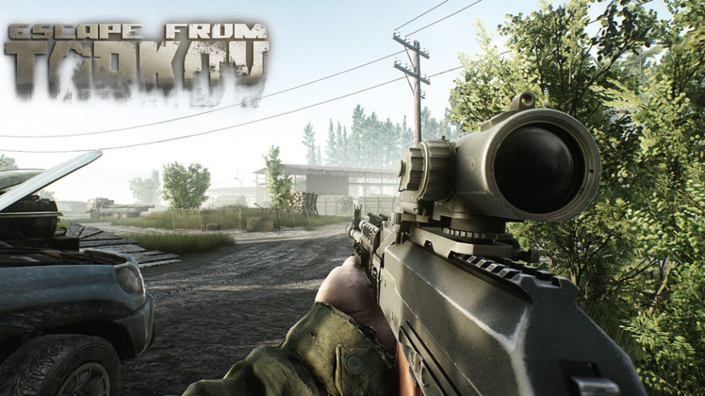 Patch notes 12.6|Escape from Tarkov 1