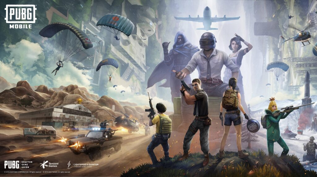 PUBG Mobile Beta 0.19.1 Apk Download New Version 1
