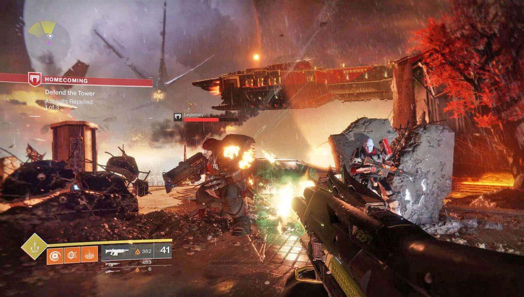 Destiny 2 Down1 Destiny 2 Login Error on August 30 –  Destiny Down ?