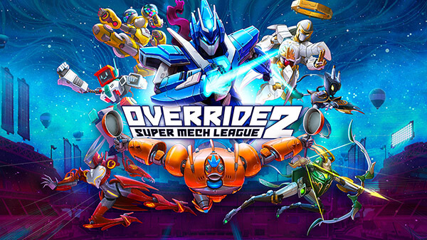 Publisher Modus Games and developer Modus Studios Brazil have announced Override: Mech City Brawl sequel Override 2: Super Mech League during the Gamescom 2020