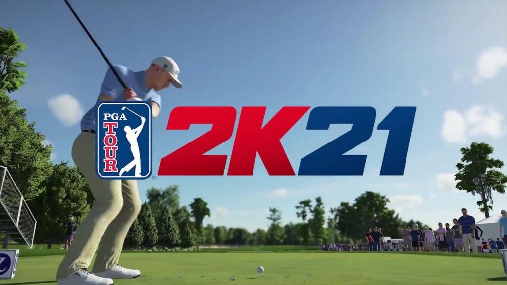 PGA Tour 2K21 Official Trailer Announced