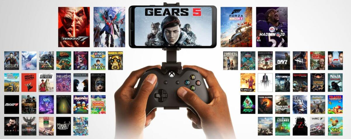 """Microsoft's Project xCloud game streaming in the """"Netflix mode"""" is expected to be launched on Android devices on September 15."""
