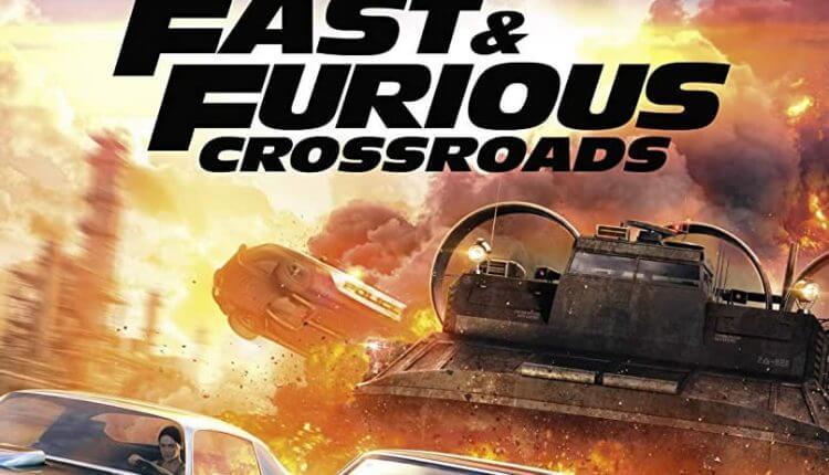 Fast Furious Crossroads Update