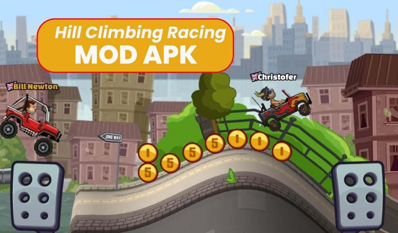 The-Hill-Climb-game-apk