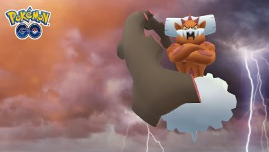 How to Capture a Snapshot of Landorus and Thundurus in Pokémon GO